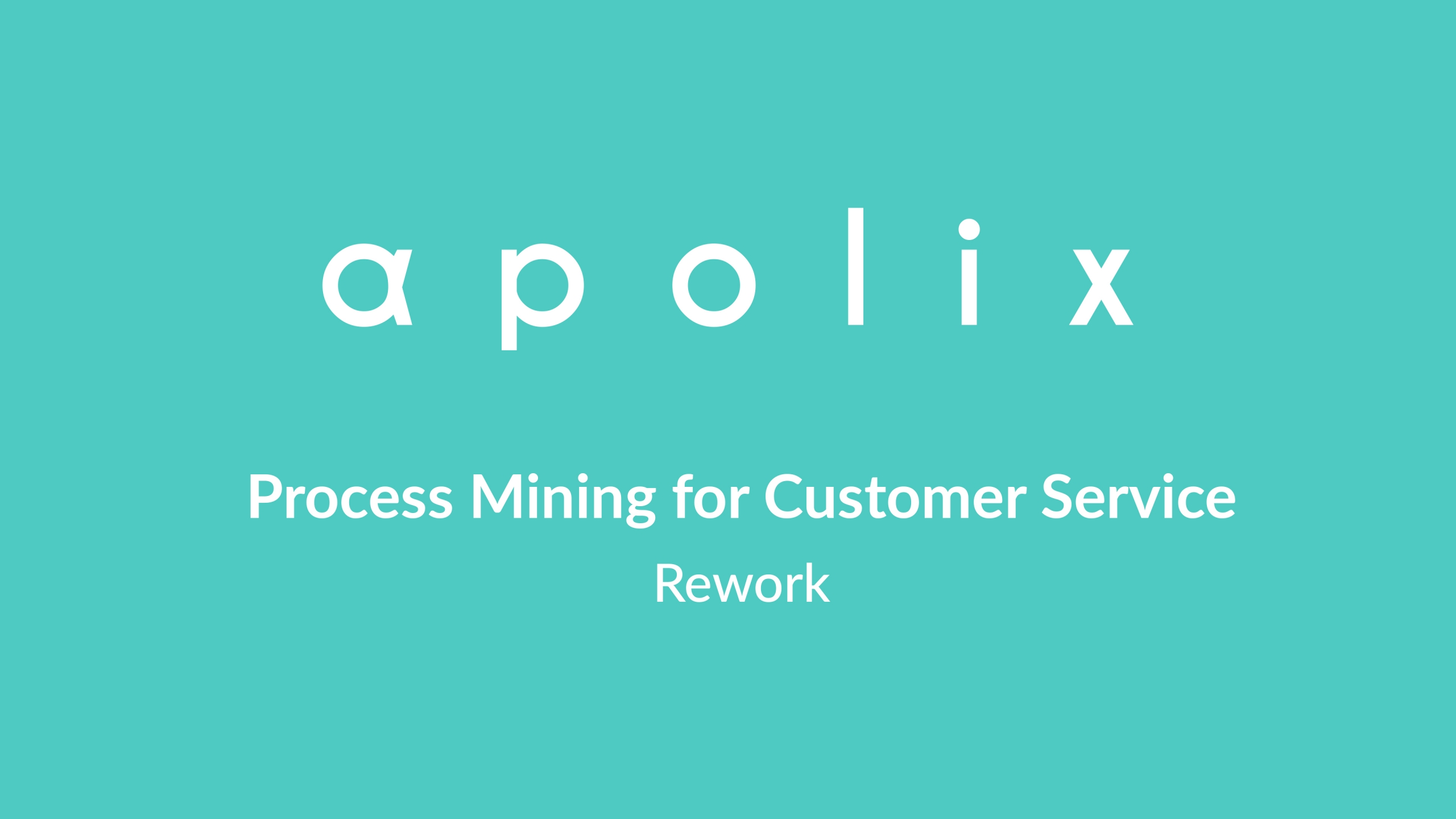 Process mining for Customer Service - pic
